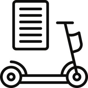 E-Scooter versichern