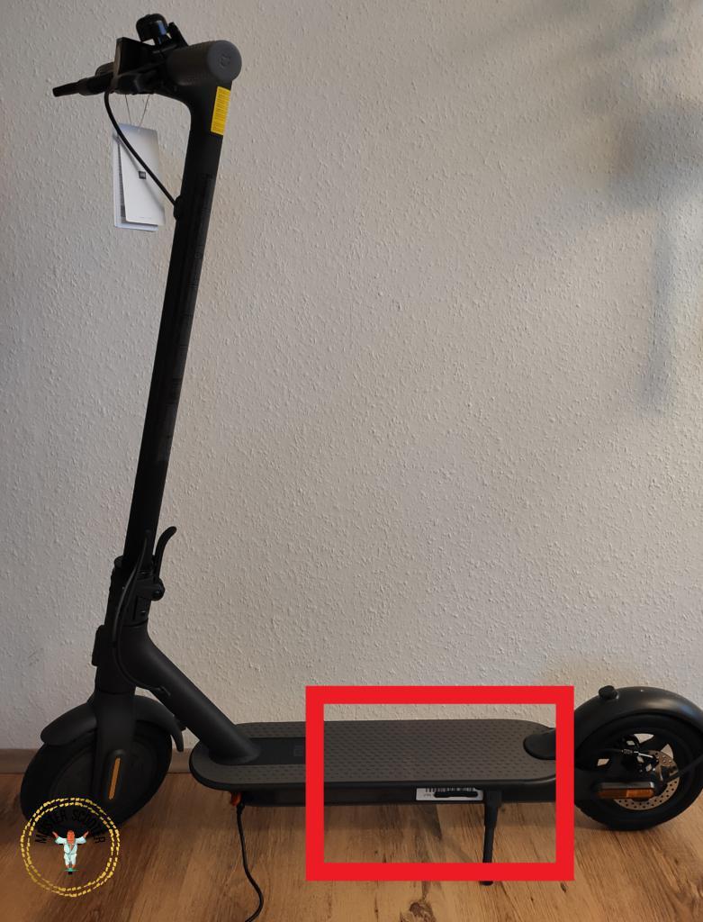 E-Scooter mit Straßenzulassung und ABE